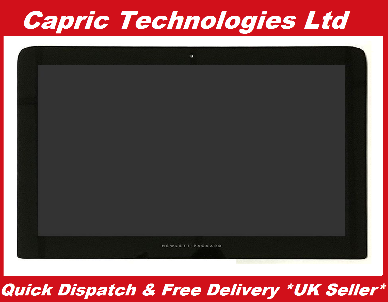 HP Spectre Pro X360 13 4000 G1 7265NGW QHD Display Touch Screen Assembly  LP133QH1-SPA1